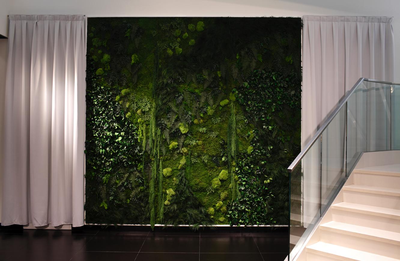 Nature collection una ventana sobre la naturaleza for Jardin vertical en casa