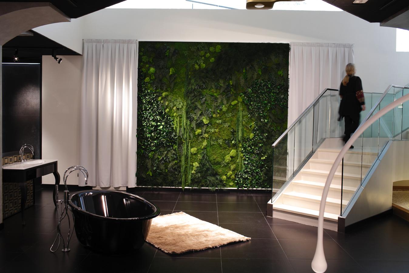Nature collection una ventana sobre la naturaleza for Jardines verticales interior