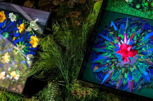 2013 la eterna primavera escaparate de clorofila digital monamour natural design - Clorofila digital madrid ...