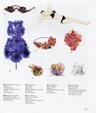 """Plastic Days"", Catalogo con la artista italiana Wanda Romano"