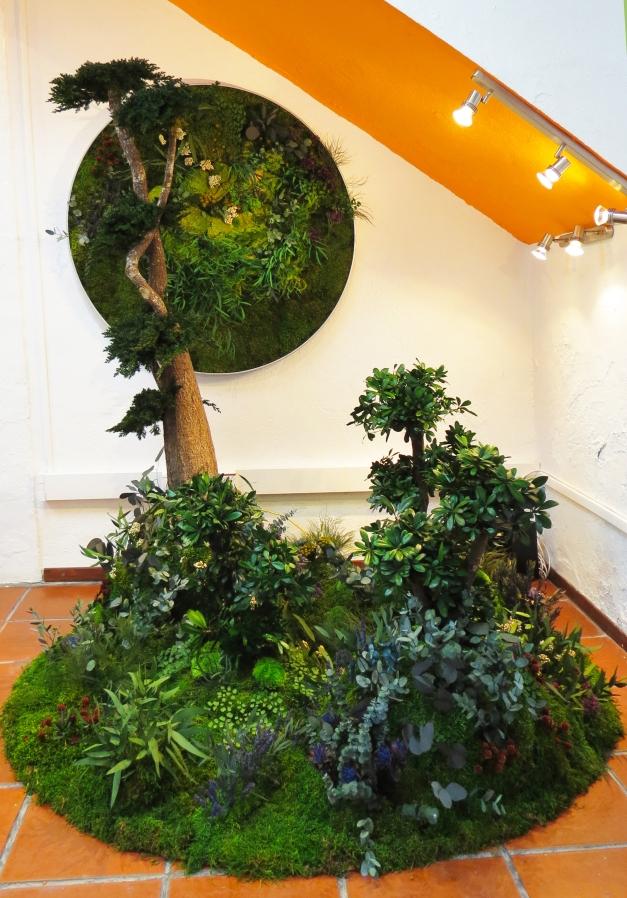 Jardines verticales monamour natural design for Jardines verticales concepto