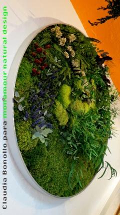 """""""El jardín del alma circular"""", Galería P Art-Ibiza"""