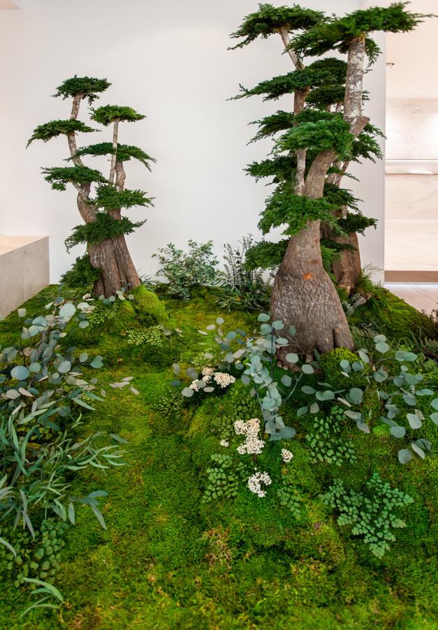 Jardines tem ticos para venis porcelanosa monamour for Alma de jardin pacheco