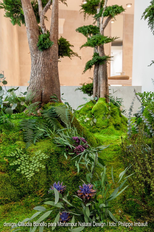 Paisajismo de interior monamour natural design for Paisajismo jardines