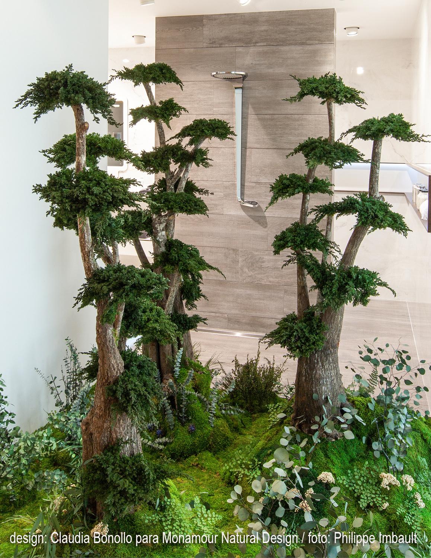 El paisajismo de interior de monamour natural design for Alma de jardin pacheco