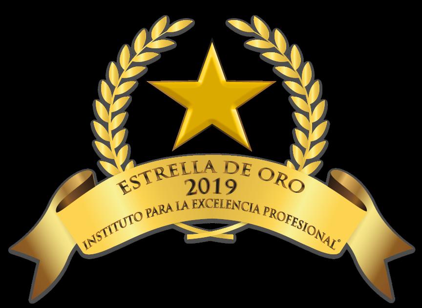 ESTRELLA DE ORO 2019